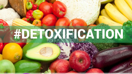 Detoxification of body