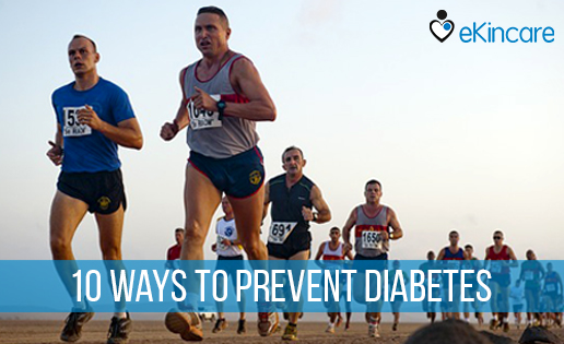 10 ways to prevent diabetes
