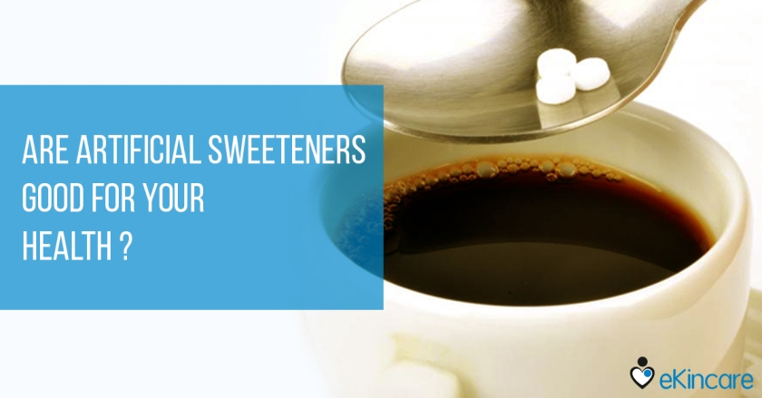 Are Artificial Sweeteners Good For Health?