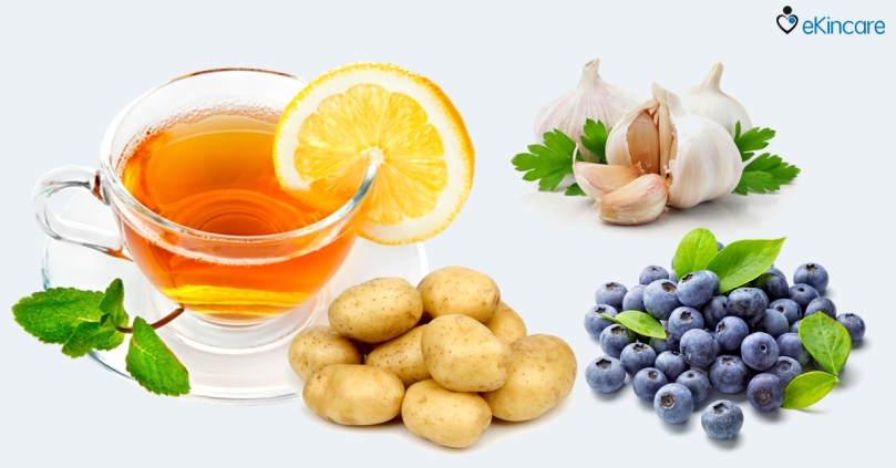 Food that can help you fight hypertension