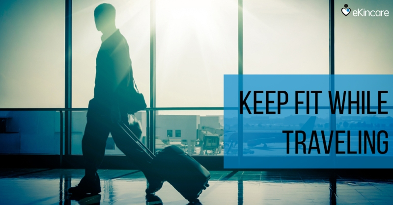 How to keep fit while traveling