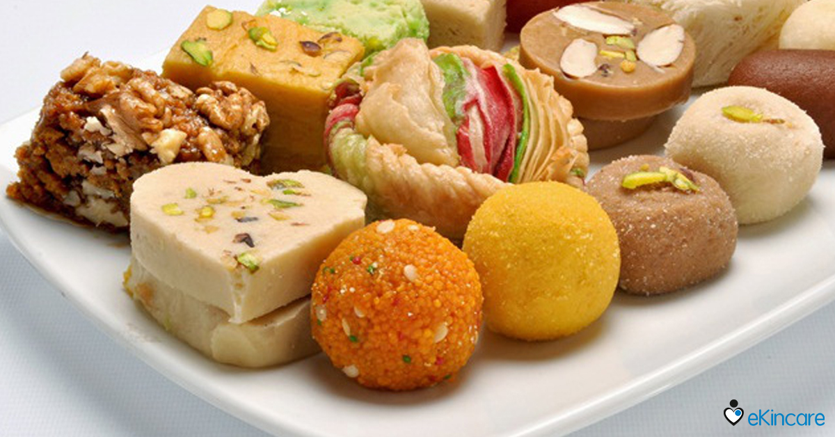 Why do we crave for sweets after meals health technology data
