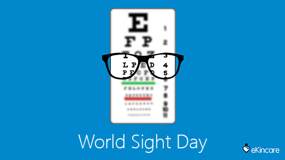 Top 3 causes of blindness - World Sight Day