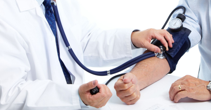 myths about hypertension - high blood pressure