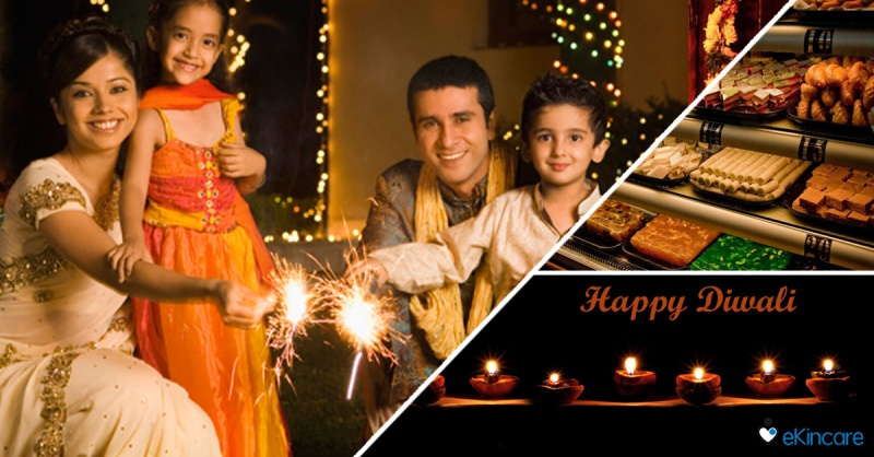 Tips to remain healthy during Diwali
