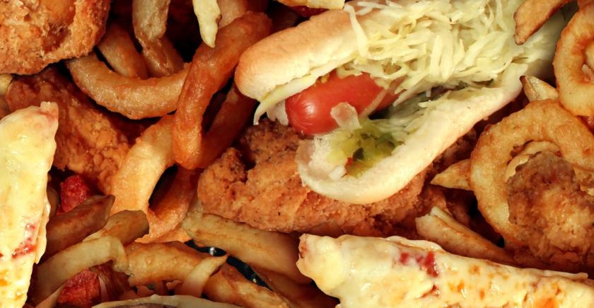 unhealthy trans fats