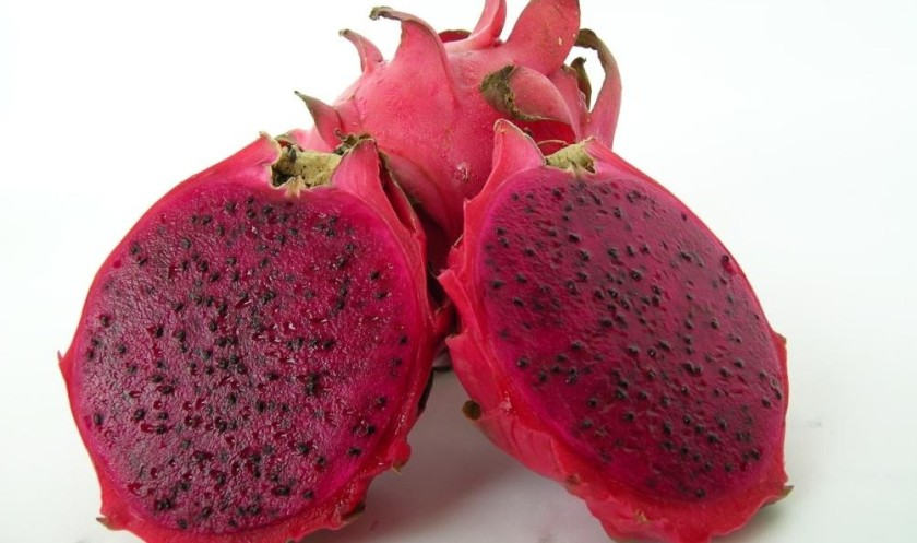 Health benefits of red dragon fruit