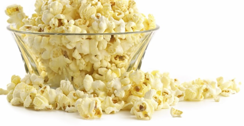 how can you make your pop corn healthier