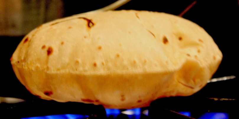 Making your chapatis healthier