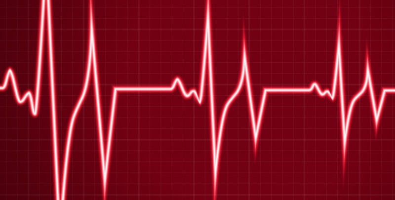 what does an abnormal heart rate indicate