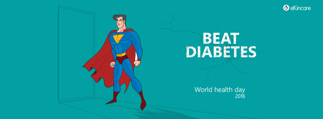 World Health day – Beat Diabetes