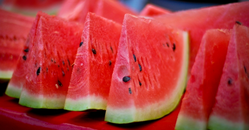 Watermelon to your rescue