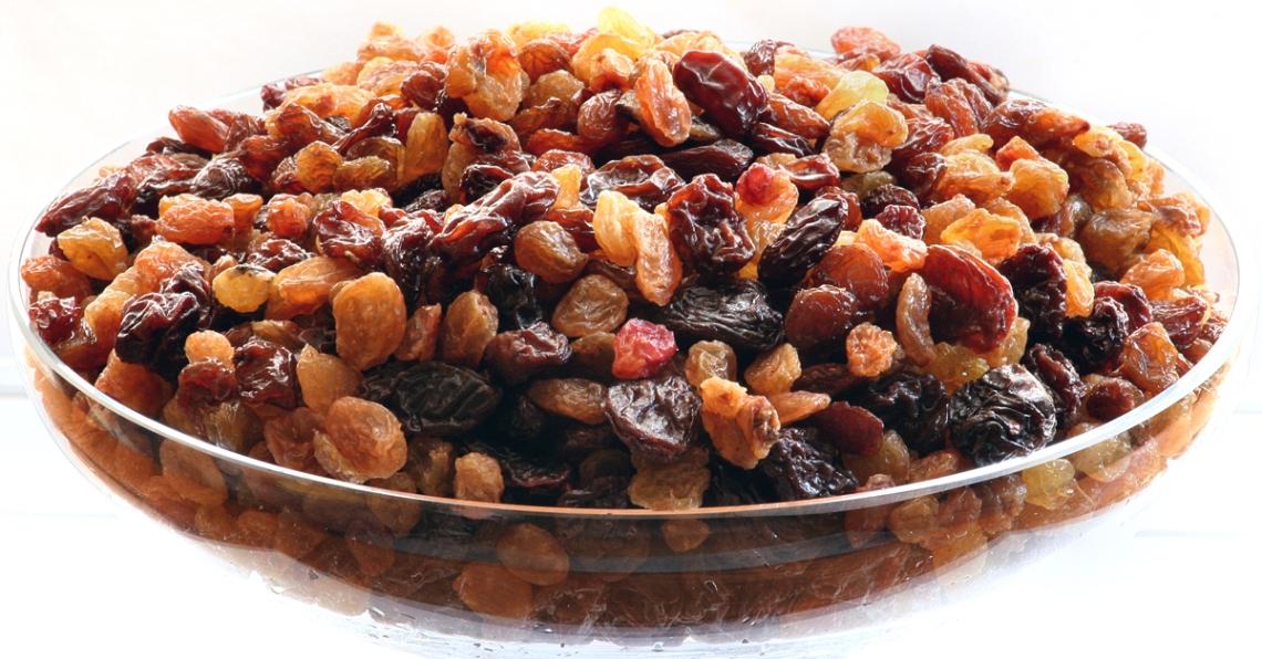 Raisins and diabetes
