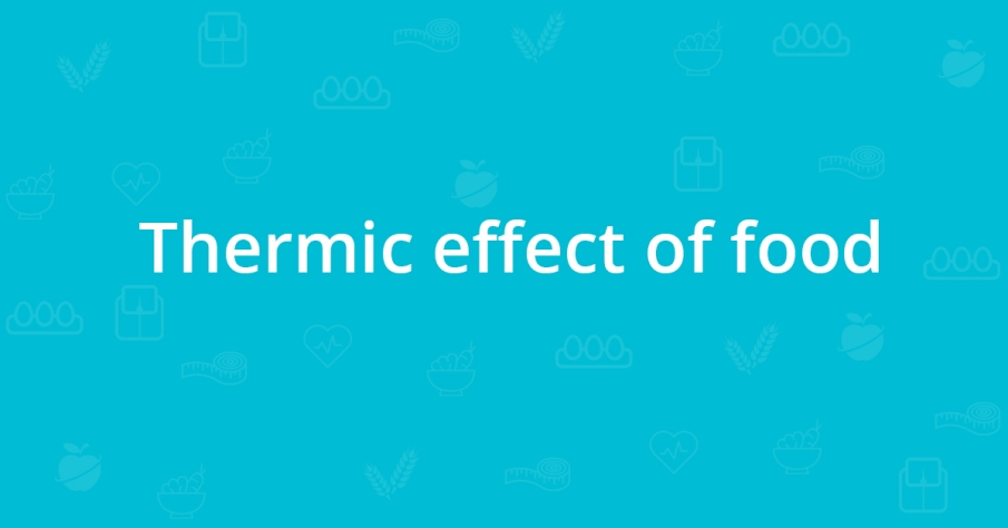 Thermic effect of food