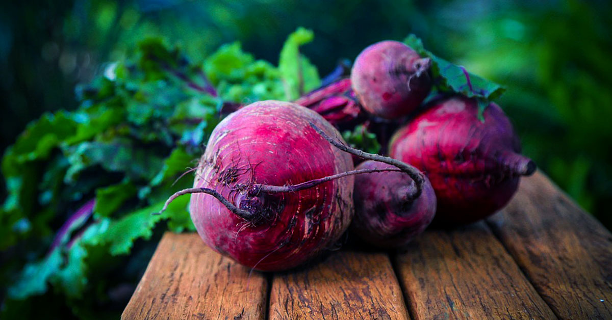 Goodness of beet root