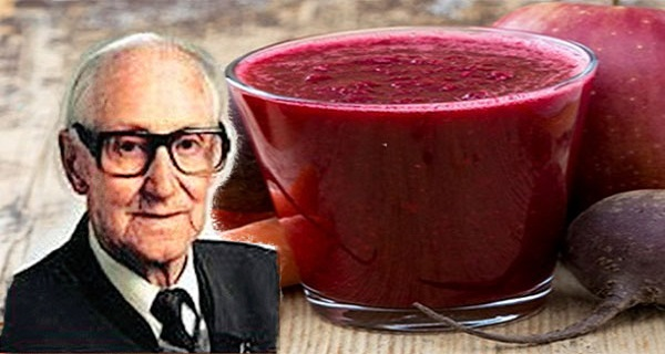 Cancer Cells Die In 42 Days: This Famous Austrian's Juice Cured Over 45,000 People From Cancer And Other Incurable Diseases!