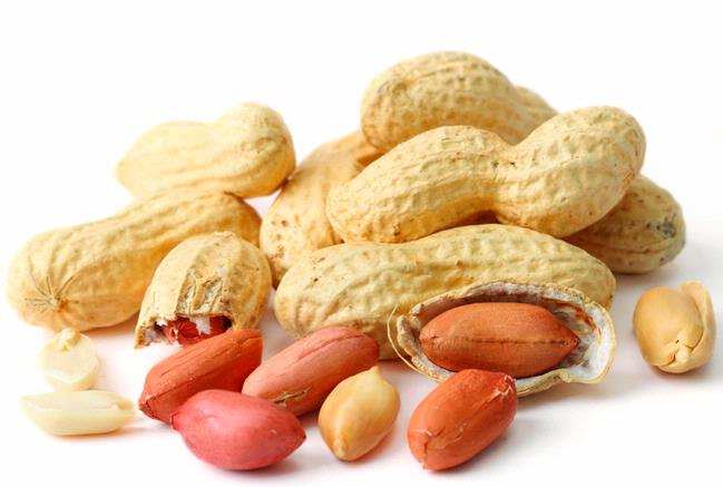 peanuts can cause Food allergies