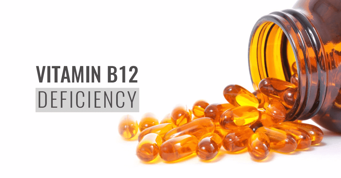Who is at greater risk of vitamin B12deficiency