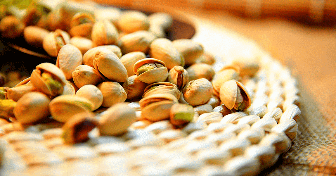 5 reasons to munch on Pistachios as asnack