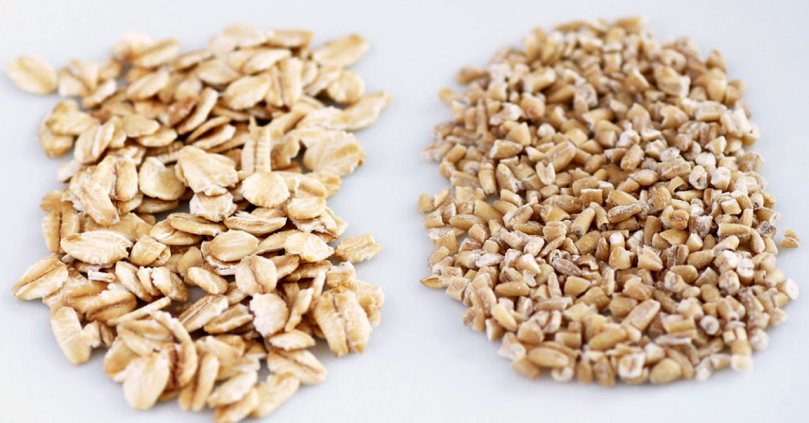 steel-cut-and-rolled-oats