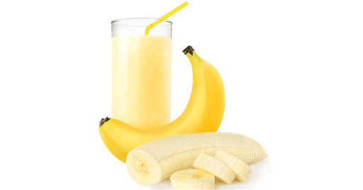 Incompatibility of milk and banana