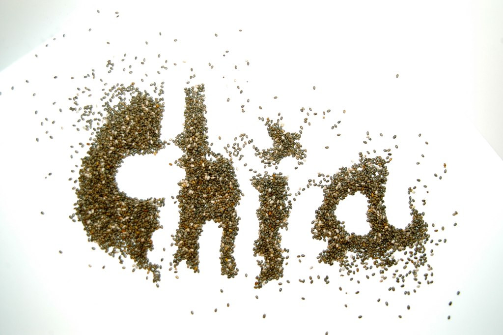 Strength giving seeds- Chia
