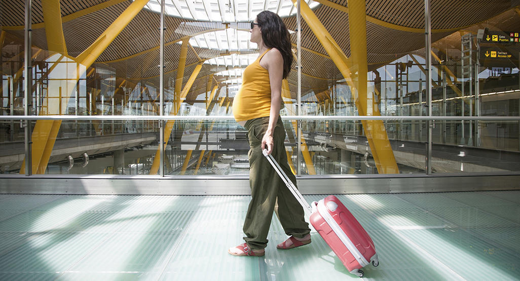 10 Essentials for travel during pregnancy
