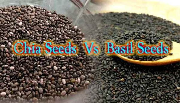 Basil seeds : Are they better than Chia ?