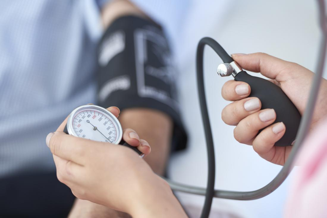 Importance of checking blood pressure and managing it in Diabetics