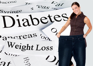 Importance of weight loss in Diabetes