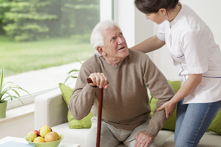 PREVENTION OF FALLS IN ELDERLY
