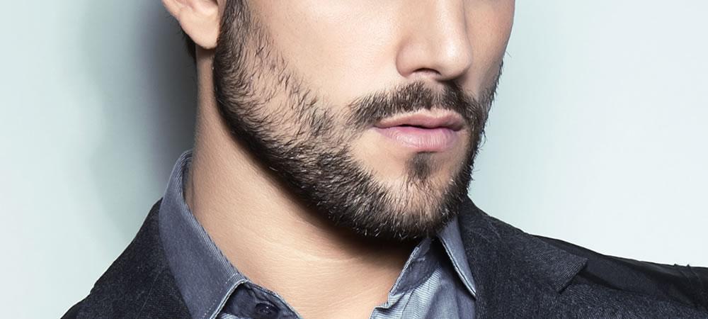 Patchy beard (AlopeciaBarbae)