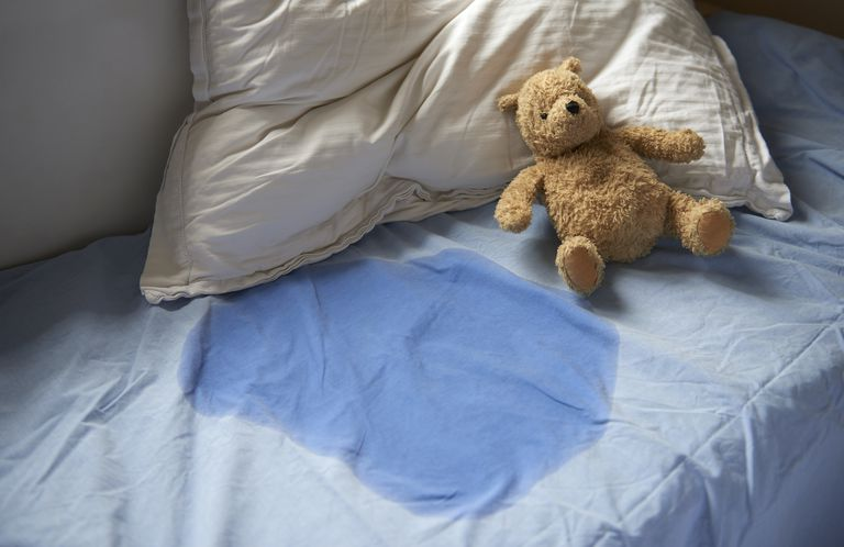 Bed wetting (Nocturnal Enuresis) – A problem for children and parents.